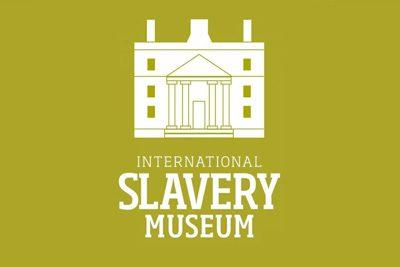 international slavery museum logo
